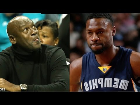 Michael Jordan Dies Laughing After Tony Allen Stares Him Down