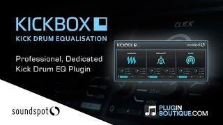 KickBox - Dedicated Pro EQ For Kick Drums By SoundSpot