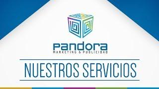 pandora marketing   nuestros servicios