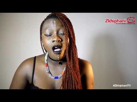 Amanda Black sings Amazulu acappella style