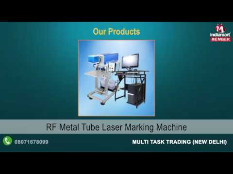Laser Machines and CNC Routers By Multi Task Trading, New Delhi