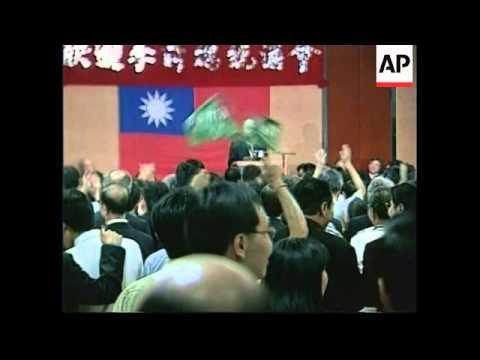 Former Taiwan President Lee Teng-hui visits his alma mater.
