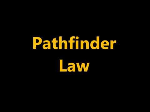 Pathfinder Pledge and Law