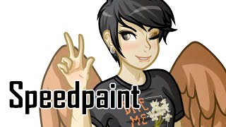 speedpaint self portrait