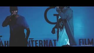 Assamese Rap Songs LIVE RAP HIP-HOP PERFORMANCE AT 2ND GIFF 2018