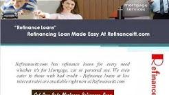 Mortgage Refinance - Get Best Online Mortgage Refinance Loan