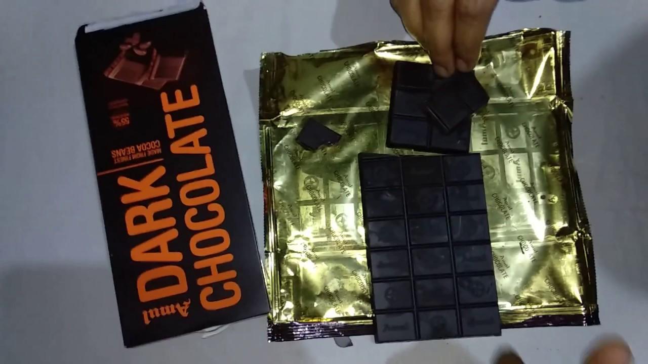 Cokelat hitam salah satu makanan mengandung antioksidan