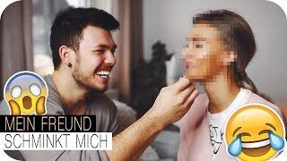 TOTALE KATASTROPHE!!! - Mein FREUND schminkt MICH | AnaJohnson