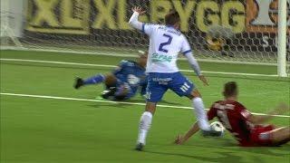 Höjdpunkter: Andersson med dubbla mål när Norrköping vann mot ÖFK - TV4 Sport
