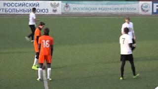 18.10.15 - Булс vs МФК СОЮЗ (Второй тайм) - 0:8