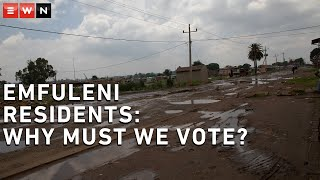 Some frustrated community members who live in the Vaal decided not to vote in the by-elections which were held on 11 November 2020. According to residents, they have been voting for a long time, but nothing changes.