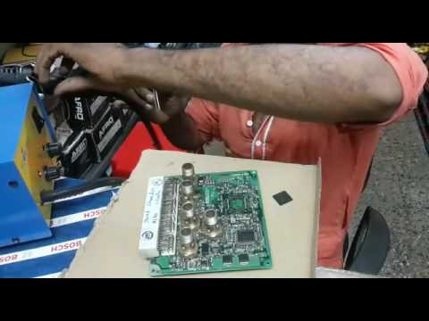 What Is Ecm In Car >> Alto car ECM programming IC - YouTube