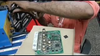 Alto car ECM programming IC by international elcs