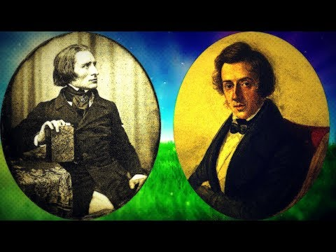 ♫ Liszt Vs Chopin For Studying, Reading And Relaxation ♫