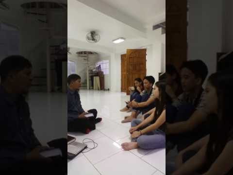 Interview with Ateneo students @naga city masjid