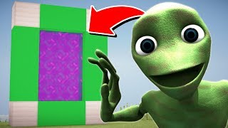 How To Make a Portal to the DAME TU COSITA Dimension in Minecraft Pocket Edition