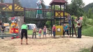 Komfort-Campingpark Burgstaller - Kids-Song Topi Maus