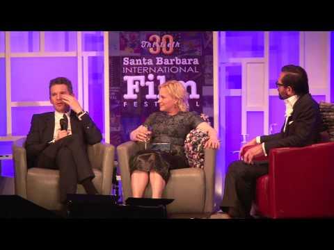 Ethan Hawke on Philip Seymour Hoffman at the Santa Barbara International Film Festival