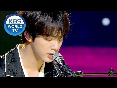 BTS JIN - Epiphany [2018 KBS Song Festival / 2018.12.28]