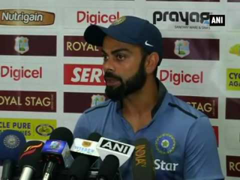 Virat Kohli tells team to avoid complacency after Antigua Test win - ANI News