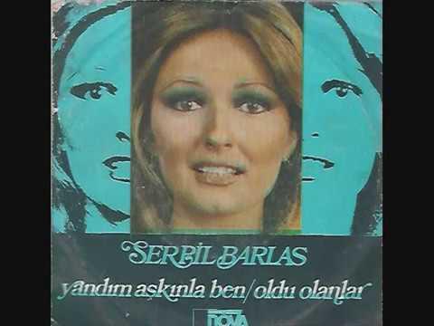 Serpil Barlas- Yandım Aşkınla Ben (Orijinal Plak Kayıt)