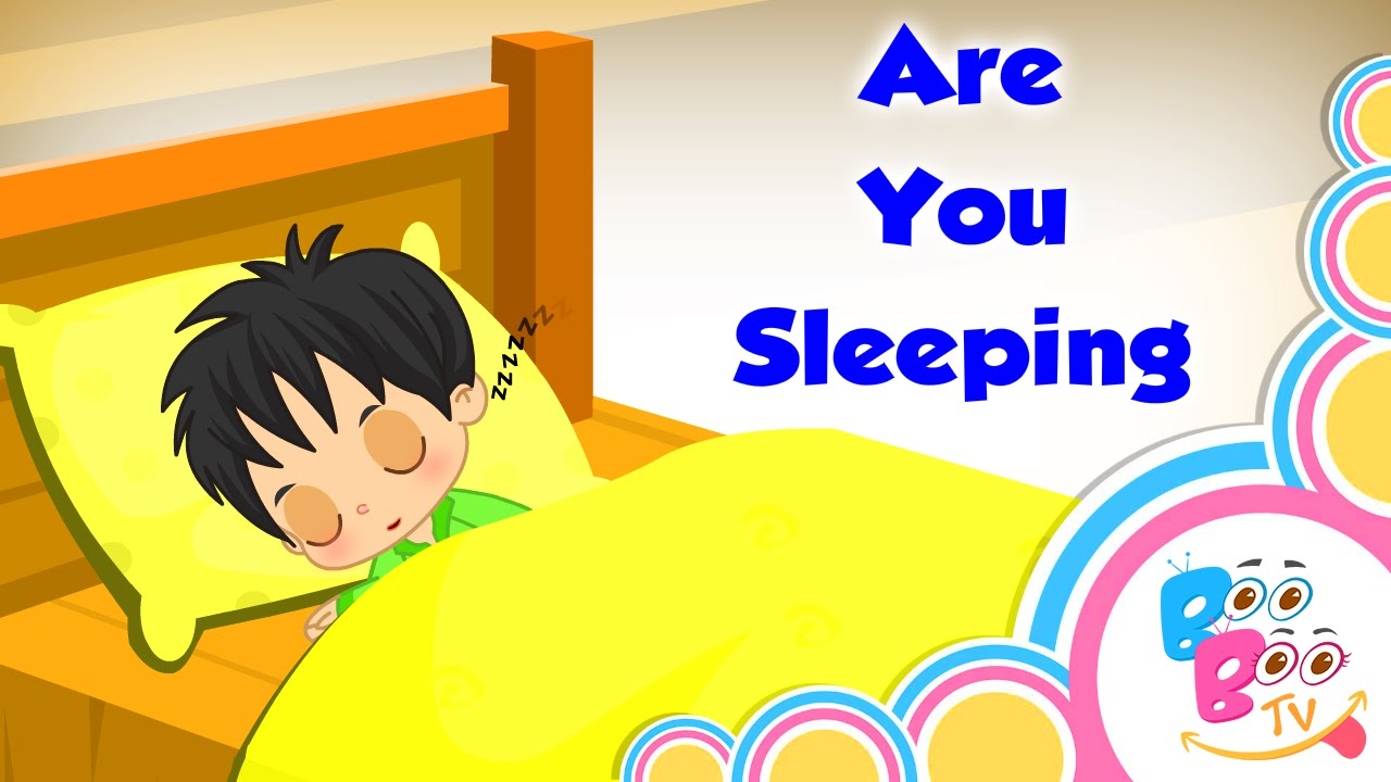 Are You Sleeping Brother John With Lyrics English Kids Nursery Rhyme Video Song For Children