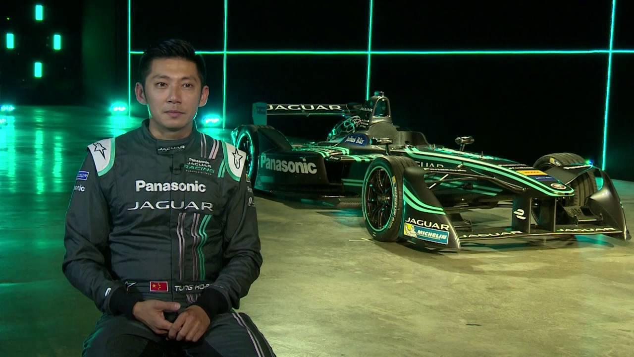 Interview With Ho Pin Tung Formula E Racing Driver Panasonic Jaguar Unravel Travel Tv