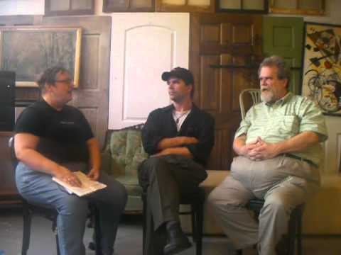 Part 2: Miller's 'After the Fall' - Eclipse Theatre interview