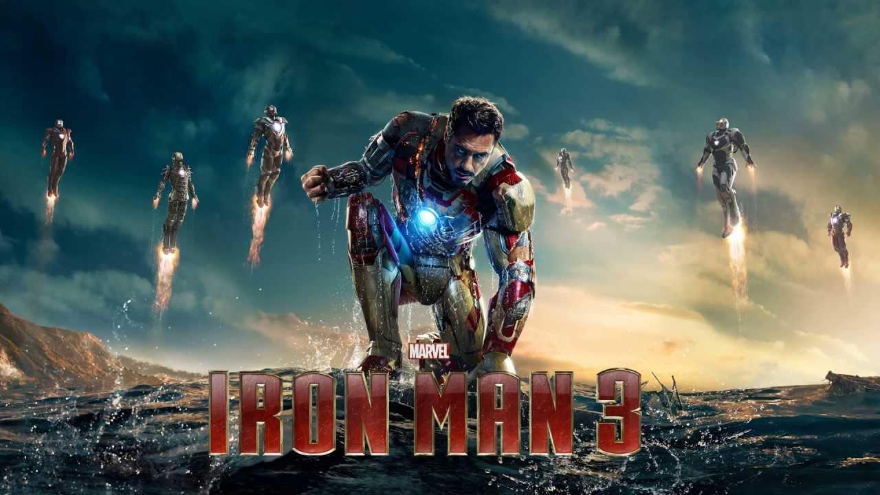 iron man 3 poster | kesseljunkie