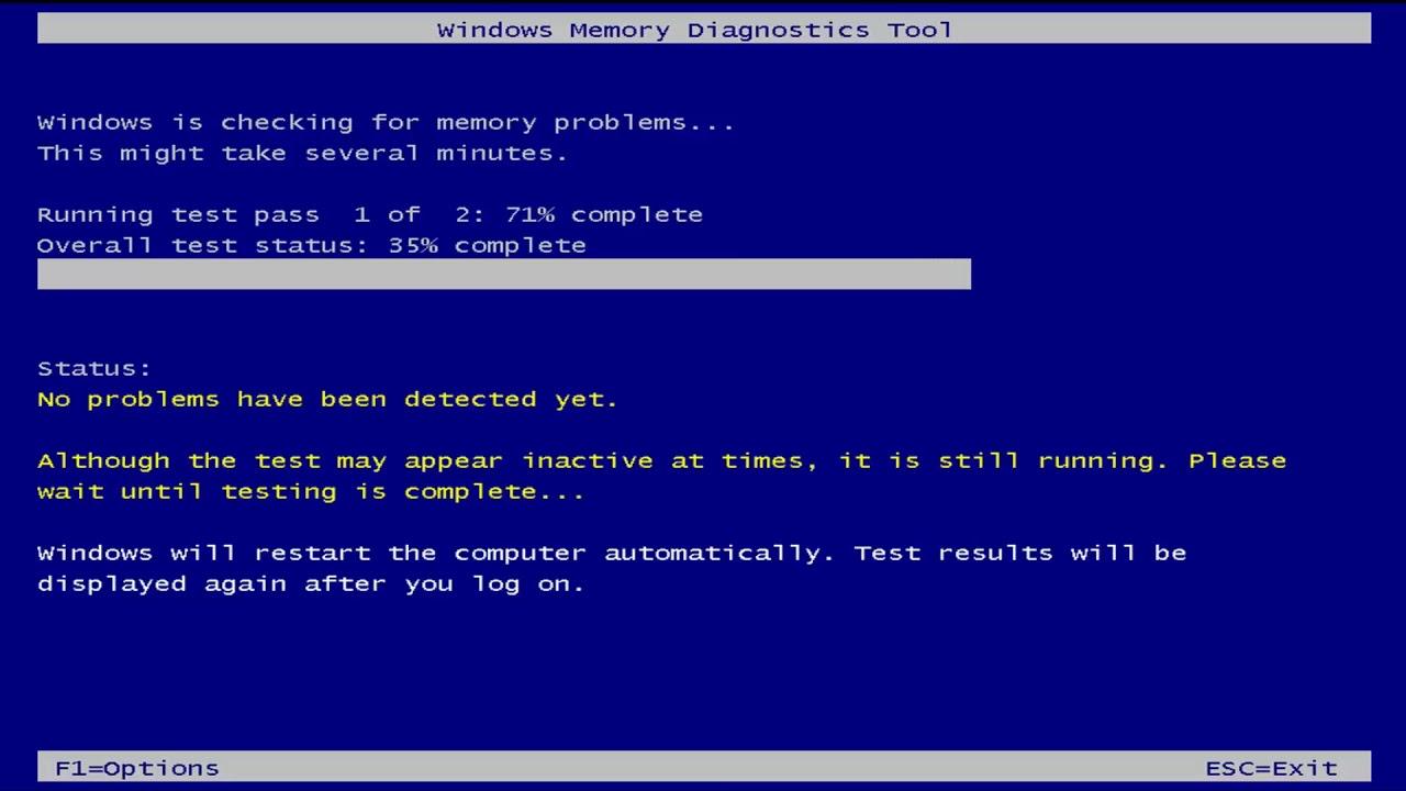 memory management error windows 7 pantalla azul