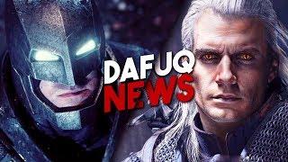 Wiedźmin zapowiada się źle? Nowy Batman, John Wick 4 i film Mortal Kombat!