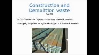 Chromate Copper Arsenate (cca) Treated Lumber