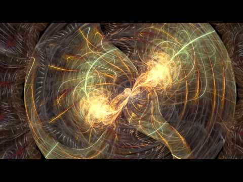 Electric Sheep in HD Psy Trance Fractal Animation 30Fps