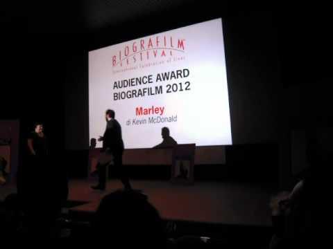 Biografilm audience awards  2012 nella sezione Contemporary lives