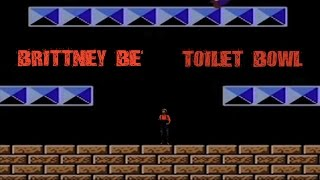 Toilet Bowl Dance Music Video - Brittney Be