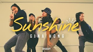 Gina Hong Choreography | Sunshine - Tom Misch Dance | STEEZY.CO (Beginner Class)