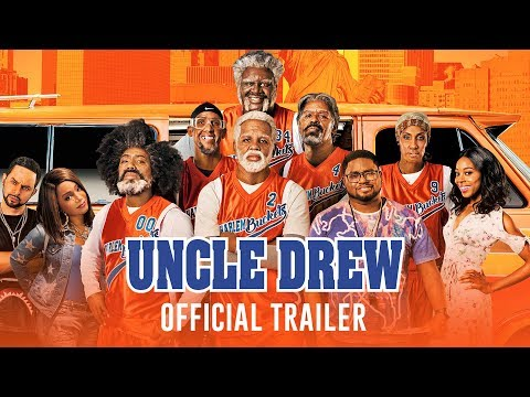 Uncle Drew (2018 Movie) Official Trailer – Kyrie Irving, Shaq, Lil Rel, Tiffany Haddish Mp3