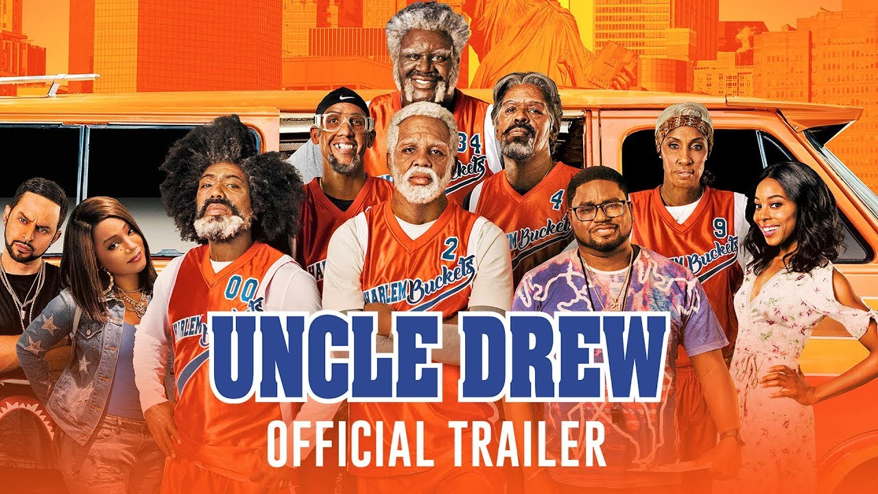 Uncle Drew (2018 Movie) Official Trailer – Kyrie Irving, Shaq, Lil Rel, Tiffany Haddish #1