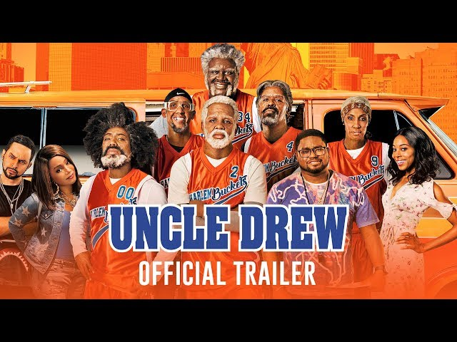 Uncle Drew (2018 Movie) Official Trailer - Kyrie Irving, Shaq, Lil Rel, Tiffany Haddish