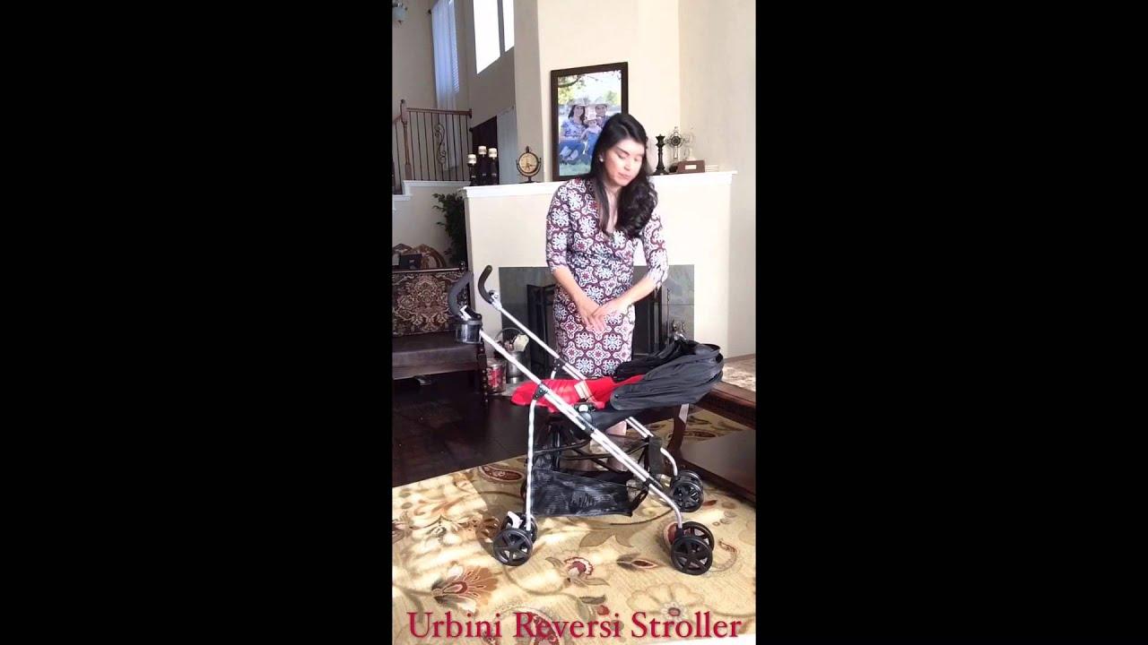 Urbini Reversi Stroller - YouTube