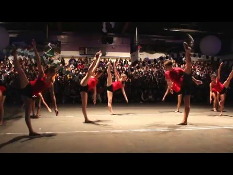 DB Dance Team Winter Rally