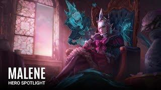 Malene Hero Spotlight