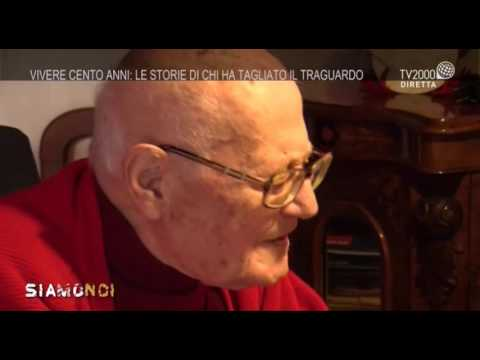 Siamo noi - Intervista a Giuseppe Aldo Rossi