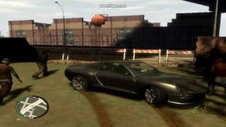 GTAIV on 8400gs high