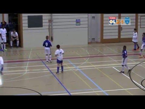 * CSI talent Cup U11 2014 finale 3-4 Lyon – Troyes