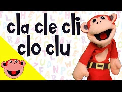 silabas-cla-cle-cli-clo-clu.-el-mono-silabo.-videos-infantiles.-educacion-para-ninos-#