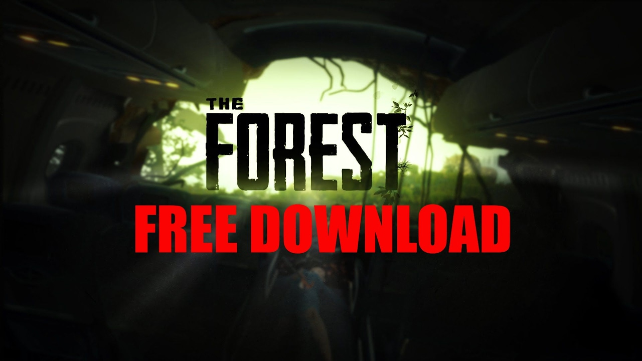 the forest free download pc windows 7