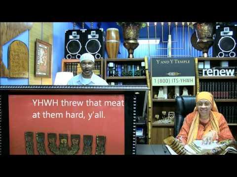 Hebrew History 2017 - Sleeping Israel, Awake to YHWH - Part 6