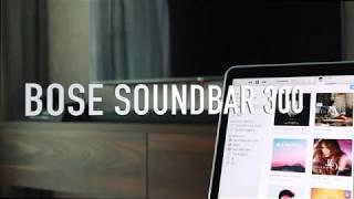 보스 사운드터치 300 음질 테스트 / BOSE Sou…