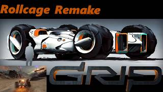 Grip  (Rollcage remake on PC) - Best game of 2018